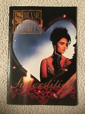 SIOUXSIE AND THE BANSHEES SUPERSTITION 1991 CONCERT TOUR BOOK PROGRAM VERY RARE
