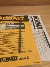 DeWalt DT7205 DT7206 PR2 PH2 plâtre embouts de Tournevis 153 mm DCF6201 DCF620