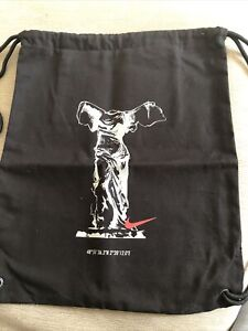 Nike Drawstring Bag Black NEW