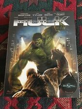 The Incredible Hulk steelbook, novamedia