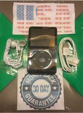 Apple iPod classic 5th Generation 64gb SSD  - Black - New Battery A