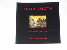 PETER BOOTH : SMALL PAINTINGS 1992 - 1995