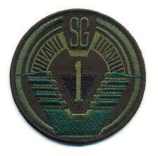STARGATE SG-1 OLIVE DRAB PATCH - SG1od