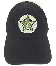 2eca333d49a30 Jeep Hat Star Cap Logo Army Wrangler 4x4 Outdoors Camping Golf Black Fitted  L XL