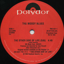 MOODY BLUES the Other Side Of Life (1986 U.S. Promo 12inch)
