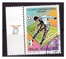 ITALIA 2000 - SCUDETTO  LAZIO  con appendice lazio usato
