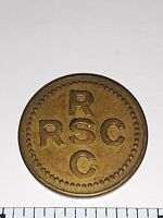 RSC Good For 5 Cents in TRADE TOKEN