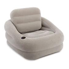 Intex Sofa Couch Lounge Sessel Luftbett Camping Schlafsofa Gästebett 68587