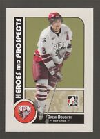 (56662) 2008-09 ITG HEROES and PROSPECTS DREW DOUGHTY #44