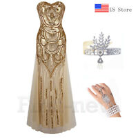 Flapper Dress 1920s Gatsby Cocktail Party Dress Wedding Dresses Bridesmaid Gowns