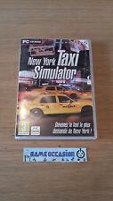 NEW YORK TAXI SIMULATORE / PC CD-ROM FR IN CONFEZIONE