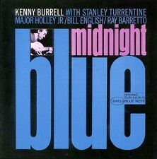 Midnight Blue [Remaster] by Kenny Burrell (CD, Mar-1999, Blue Note (Label))