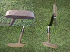 "Classic TONY LEMA GOLDEN GATE Golf Putter 35 1/2"" Leather Putter Grip"