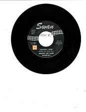 Mickey Lee Lane ROCKER 45 (SWAN 4183) Shaggy Dog/ OO-OO NM-