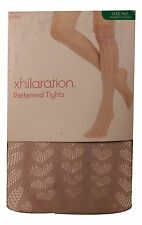 Xhilaration Fishnet Patterned Tights Heart Tribal Animal Print NEW Pantyhose