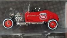 "1927 ""Phillips 66"" Red 1:64th Ford T Roadster by Johnny Lightning"