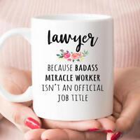 Gift For Lawyer, Funny Lawyer Coffee Mug, Graduation Gift - 11oz Cup