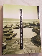 Modern Landscape Architecture: A Critical Review by Marc Treib Paperback Book