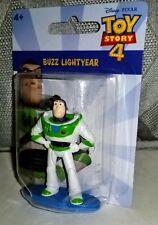 "Mattel Disney Pixar Toy Story 4 Buzz Lightyear Collectible Toy Mini Figure 2.5"""