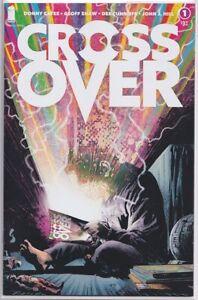 Crossover #1 - Regular Cover