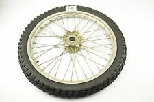 Yamaha WR 250 Bj.2001 - Front wheel rim at the front