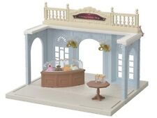Sylvanian Families town series Creamy Gelato Shop Doll House Accessory Japan