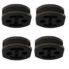 4x Gummihänger Auspuffhalter Gummit mit Gewebeband passend für FIAT / Alfa Romeo
