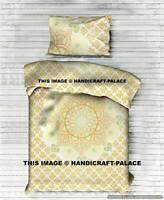 Twin Size Indian Mandala Cotton Donna Cover Quilt Duvet Cover Bohemian Blanket