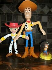 """Woody Toy Story McDonald's 6"""" Plastic Action Figure"""