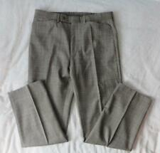 Tom Ford Grey Check Trousers (RRP £500+)