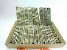 AT537-3# 54x Märklin H0/00/AC Gleisstück/Schiene (M-Gleis) für 3600/800, 2. Wahl