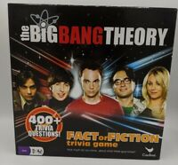 The Big Bang Theory Game, Fact or Fiction, Replacement Parts *You Choose Pieces*