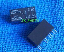 1pcs ORIGINAL 5V Relay G5V-2-H1 5VDC OMRON