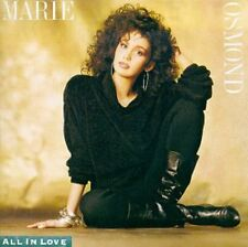 Marie Osmond - All in Love [New CD] Manufactured On Demand