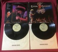 Elvin Bishop - Raisin' Hell   *1977:Capricorn 2 CPN 0185 Santa Maria (VG+) copy