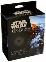 E-Web Heavy Blaster Team Unit Expansion Star Wars: Legion FFG NIB
