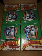 1990 Topps Baseball Case Box From Factory Sealed Case Frank Thomas NNOF?