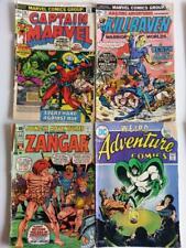 Marvel Gold Key Murray Charlton National Fantagraphics Skywald Harvey Comics x13