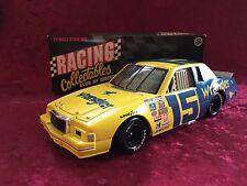 1985 Dale-Earnhardt 15 WRANGLER JEANS Big Ugly RCCA 1:24 1/10,000 White Window