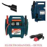 Starthilfegerät 12V 400A 18bar Starthilfe Luftkompressor Lampe Pannenhilfe