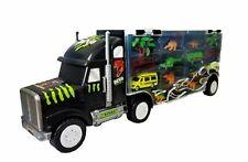Think Toys Dinosaur Big Carry Truck Car Transportation Vehicle Play Toy Set