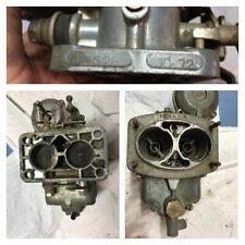 Carburatore Weber C 6 AL SI 132 Per Fiat 1500