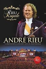 André Rieu - Rieu Royale [Video] (+DVD, 2013)