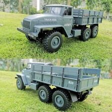 2.4g off Road Truck RC 1 Car Remote Control 4wd Crawler 16 Vehicle Military Toy
