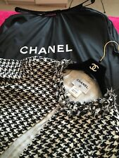 Chanel Black&White Iconic Jacket