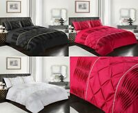 Eleanor Bedding Set Duvet Cover With Pillowcase Single Double Super King Size