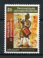 Uruguay 2017 Gregorio El Pregonero 1v Set Famous People Personalities Stamps