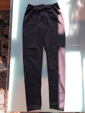 Jerry's Black Ice Skating Pants Youth Size 12/14