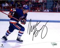 Mike Bossy New York Islanders Signed 8