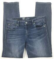 Kut from the Kloth Catherine Boyfriend Jeans Womens Size 6 Stretch Denim